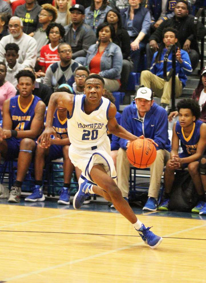 McKinley clinches District 5-5A boys basketball title with comeback over East Ascension _lowres