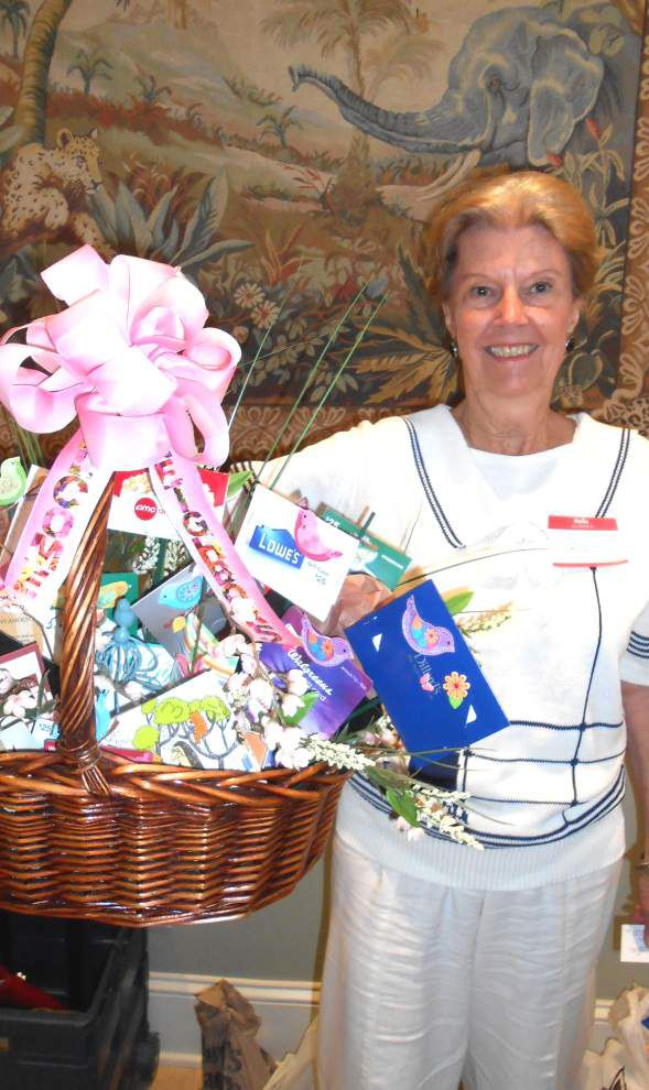 Welcome Neighbors raffle benefits charitable causes _lowres