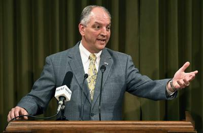 Louisiana Gov. John Bel Edwards' special session strategy in place; will conservatives foil his plans? _lowres