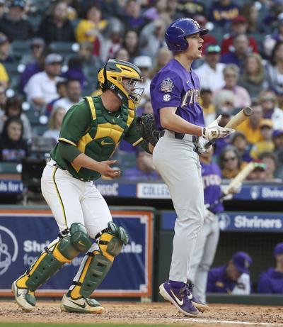 LSU Baylor Baseball