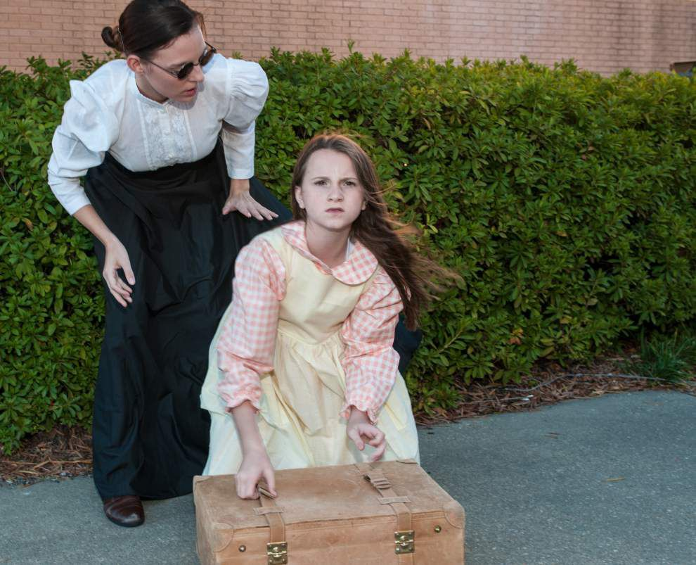 Theatre Baton Rouge to present 'Miracle Worker' based on Helen Keller _lowres