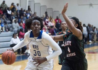 Lakeview girls knock off Northeast _lowres