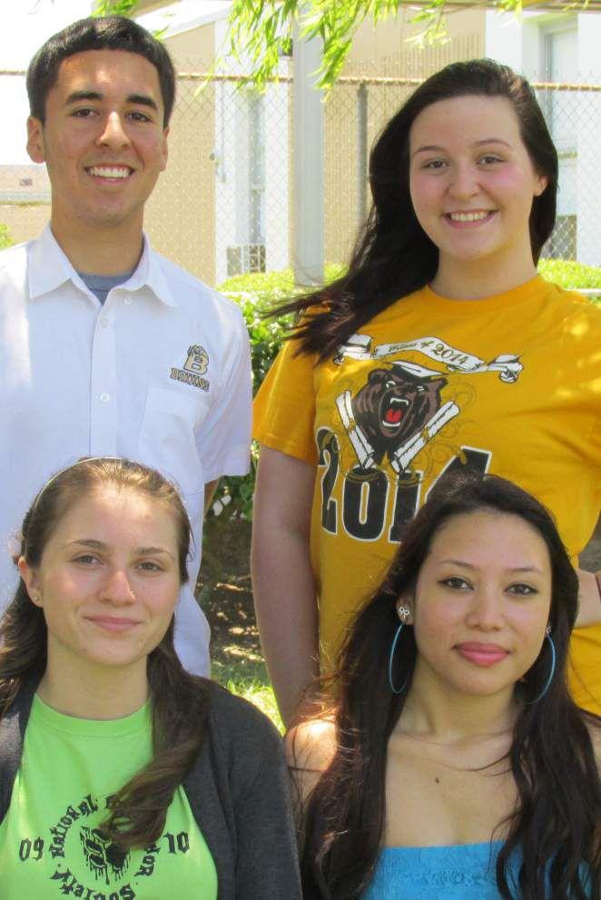 First group from Jefferson Parish high schools completes Delgado dual enrollment program _lowres