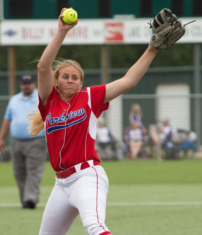 LHSAA state softball tournament: Parkview, Brusly prevail in 3A; Ascension Catholic, Catholic-Pointe Coupee, Holden advance _lowres