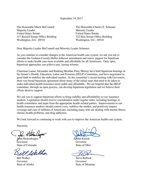 PDF: Gov. John Bel Edwards' letter