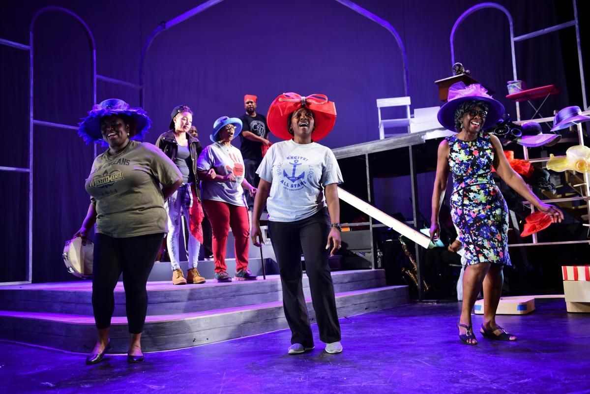 Crowns honors hat queens in a musical tribute to black women_lowres