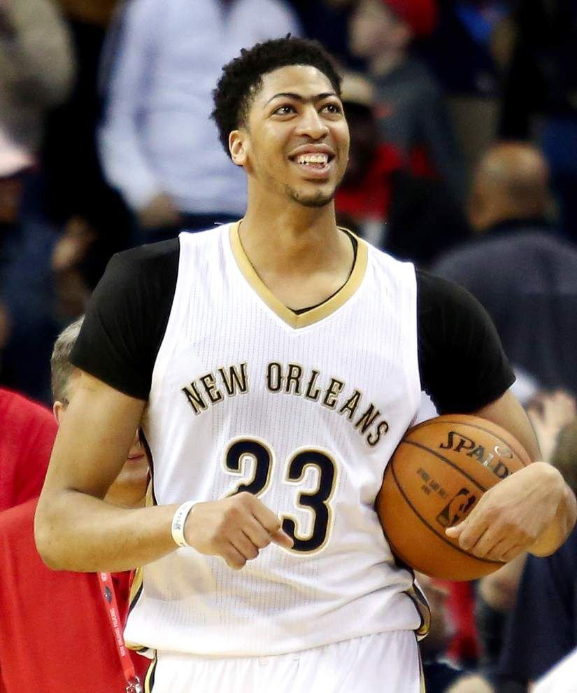 Anthony Davis says Pelicans 'really have to stick together' during back-to-back games at Milwaukee and Brooklyn _lowres