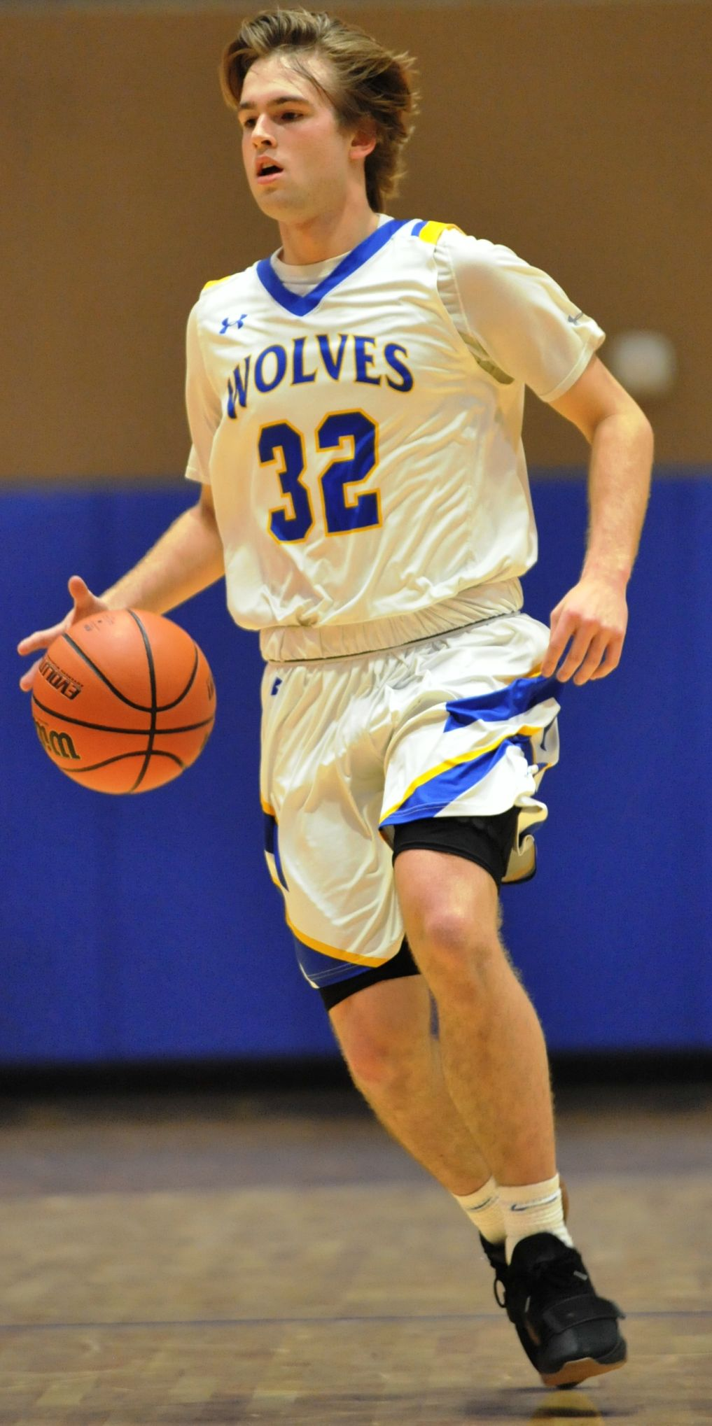 Parker Edwards (St. Paul's Boys Basketball)