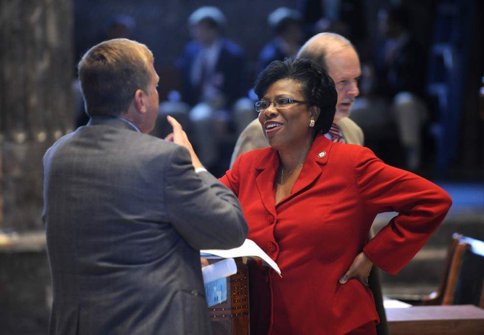 Sharon Weston Broome off to early start in 2016 Baton Rouge mayoral race as others have yet to declare _lowres