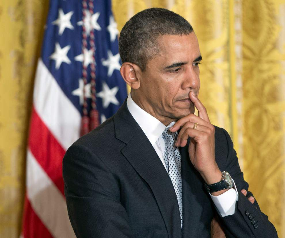 Obama tests work policies on federal contractors _lowres