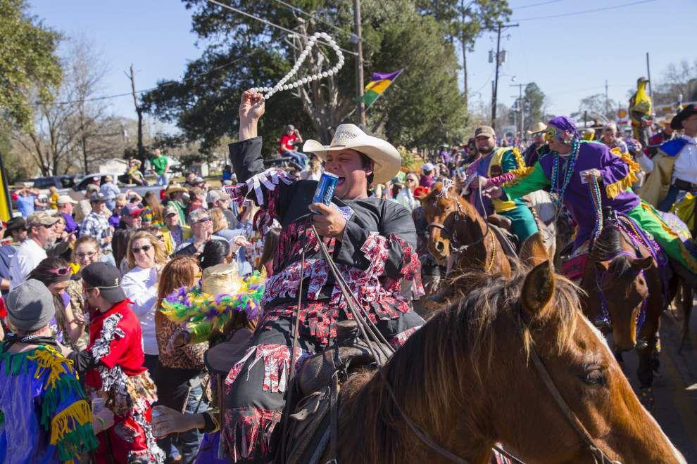 Photos: Courir de Mardi Gras Church Point chicken run _lowres