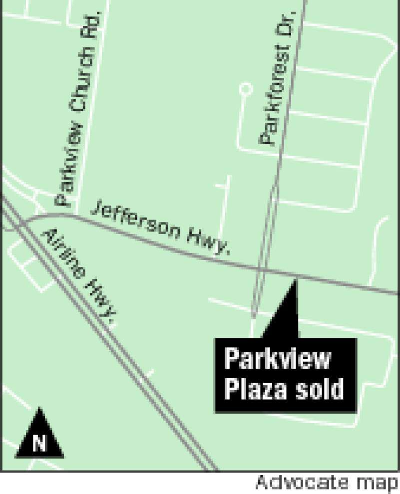 Parkview Plaza building sold _lowres