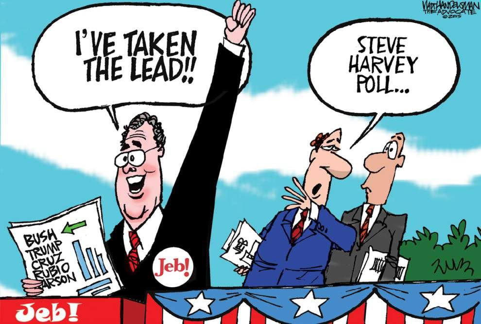 Walt Handelsman: Who's being crowned what? _lowres