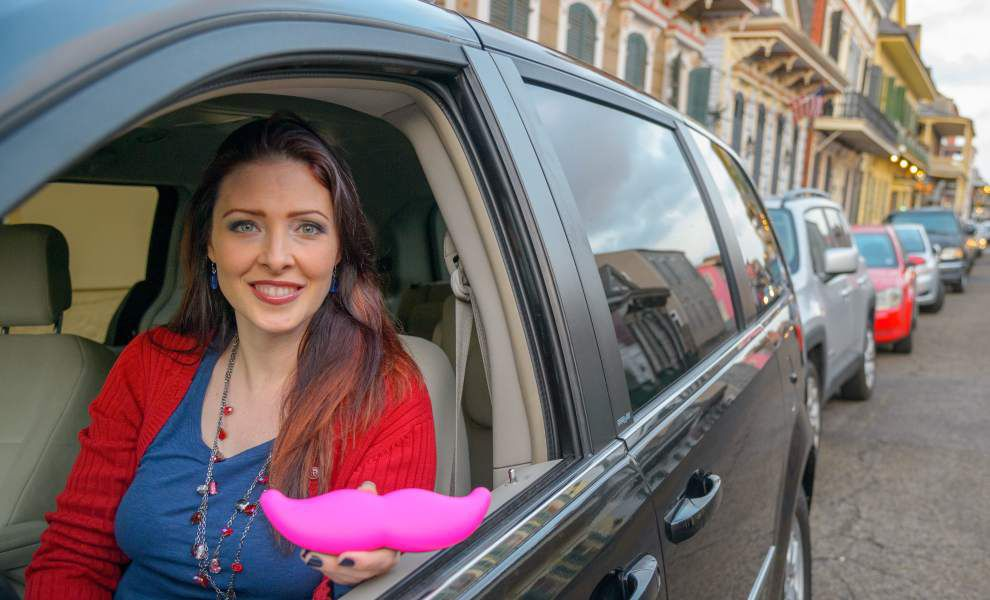Lyft launches operations in New Orleans; it is the second ride-hailing app in the city _lowres