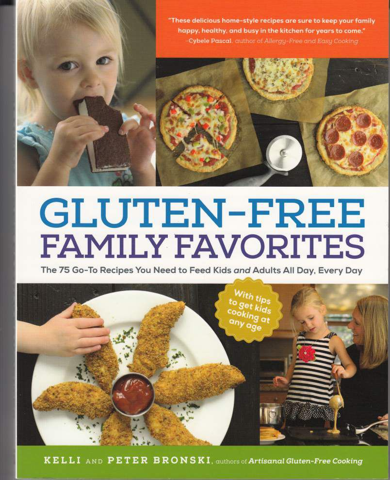 Side Dish: Gluten-free cookbook can serve whole family _lowres