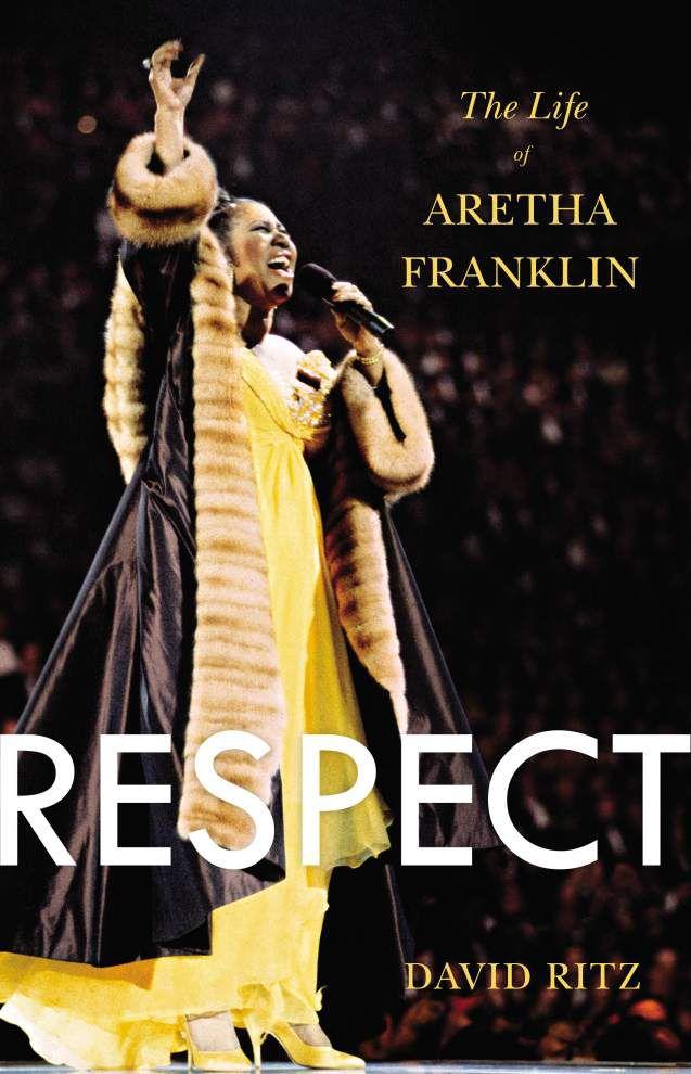 Aretha Franklin blasts author of unauthorized bio _lowres
