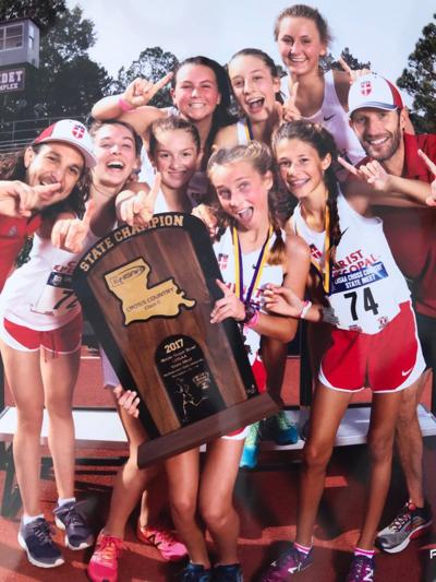 Christ Episcopal State Cross Country Class C Champions