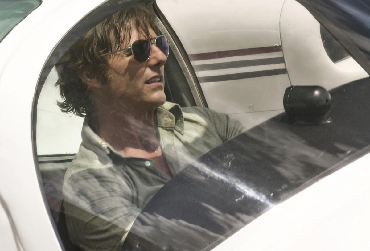 'American Made' still 2 for Red