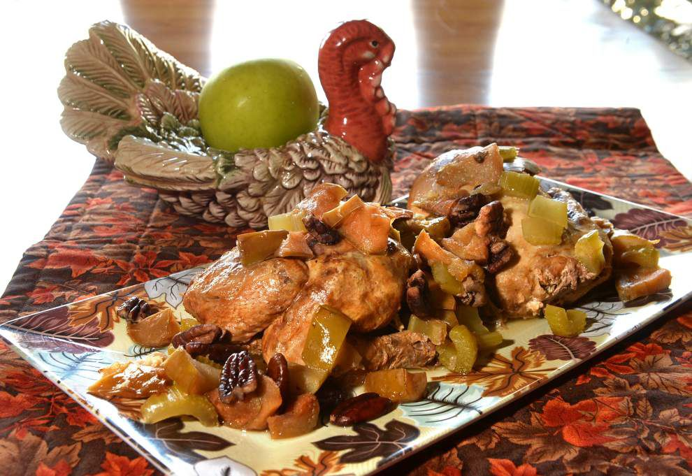 What a Crock: Slow-cooked Cornish hens perfect for small groups _lowres
