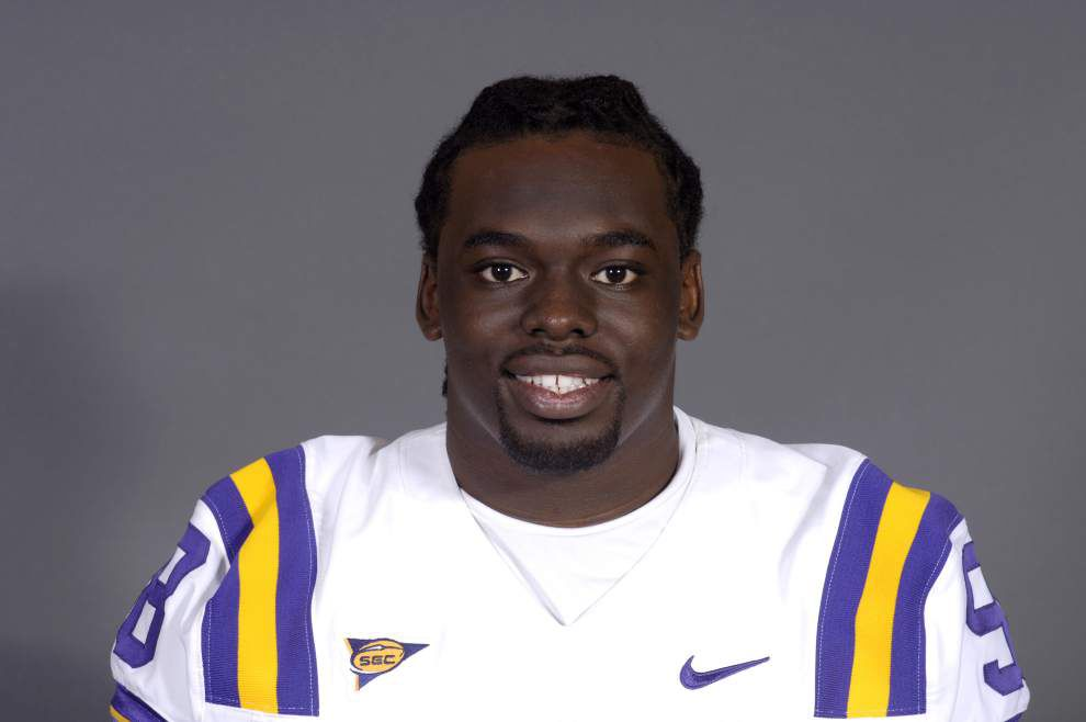 Former LSU football player Quinn Johnson arrested in Ascension Parish attacks _lowres