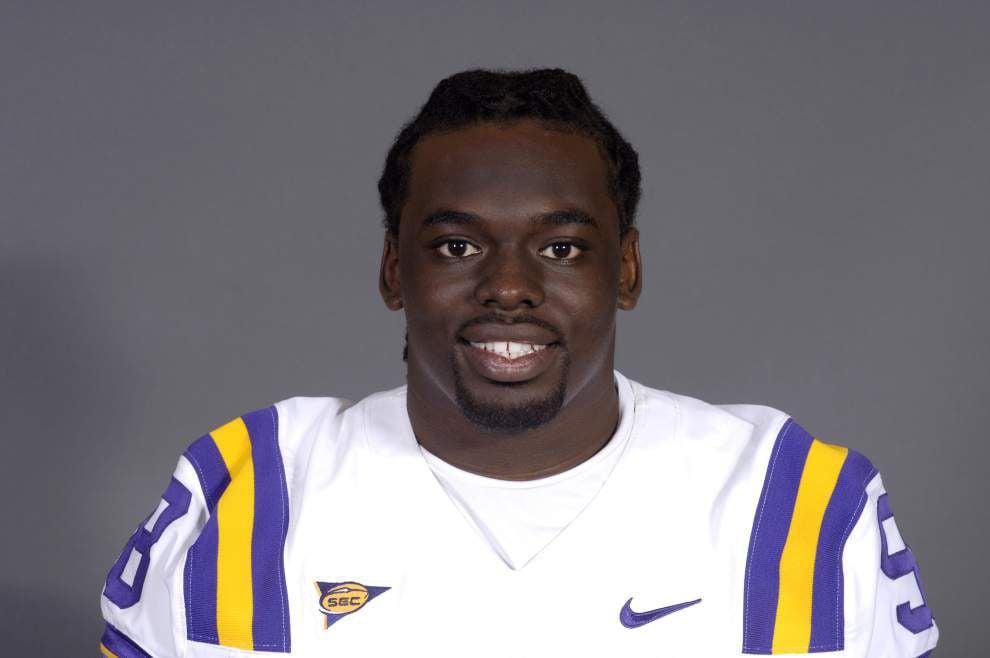 Former LSU football player Quinn Johnson arrested in ...