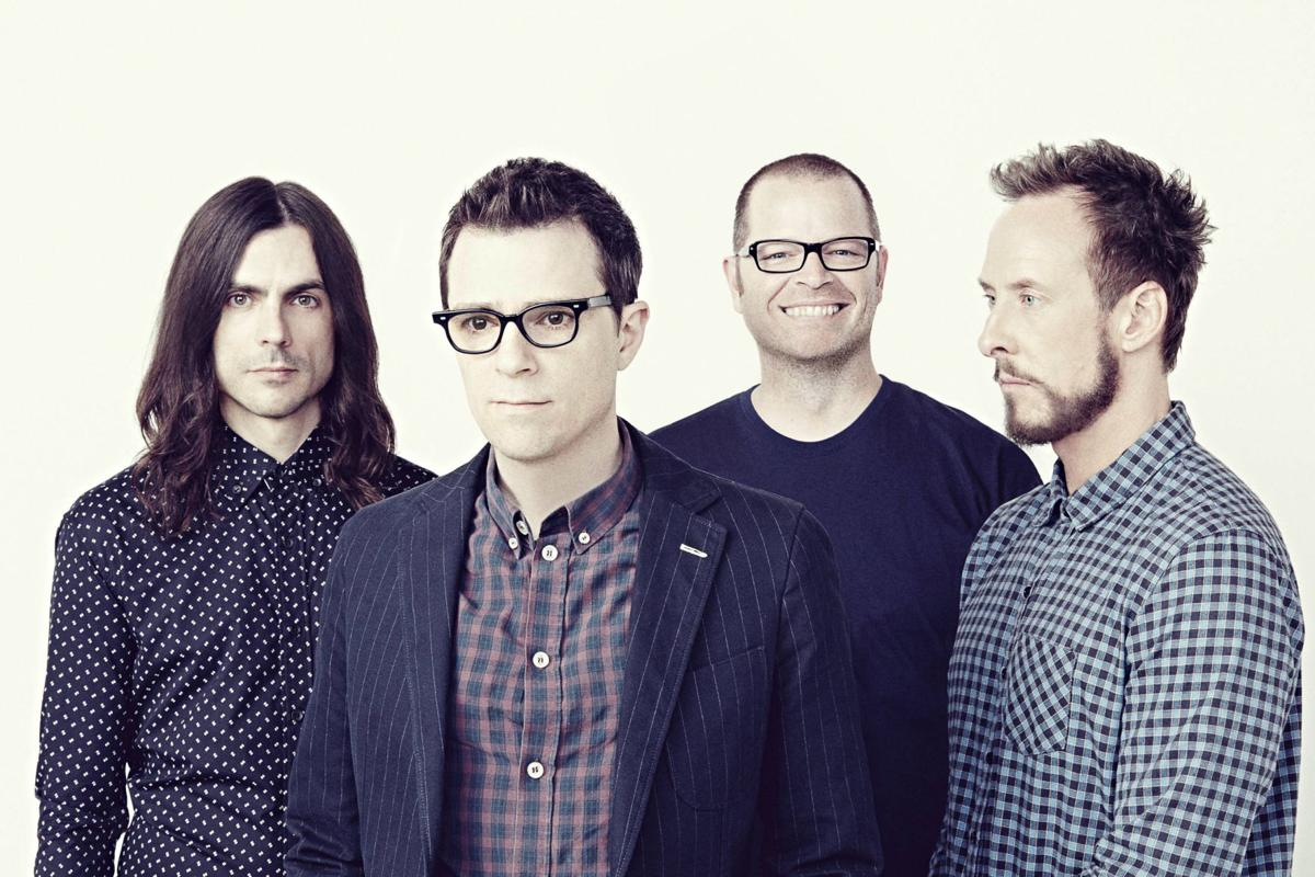 Weezer press photo 2 for NOBC