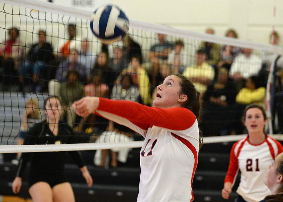 LHSAA releases state volleyball playoff pairings _lowres