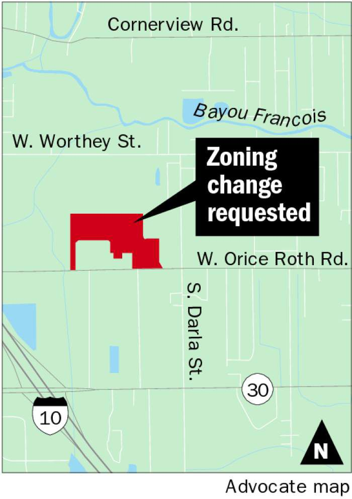 Dec. 7 hearing set on rezoning request _lowres