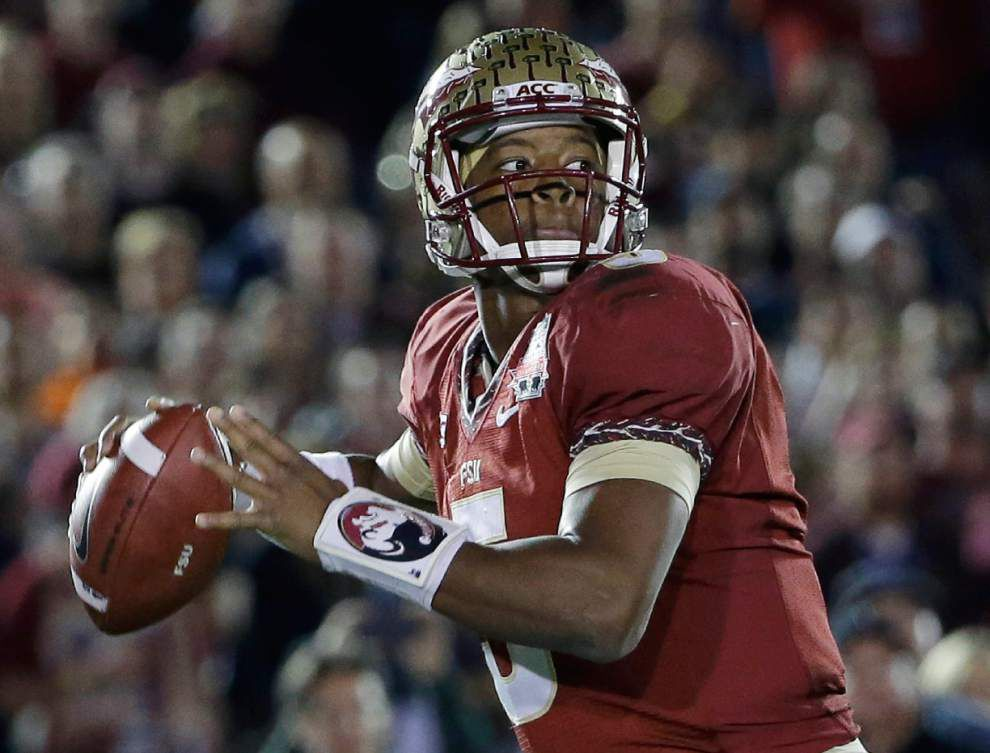 Florida State's challenge: Start at No. 1, stay at No. 1 _lowres