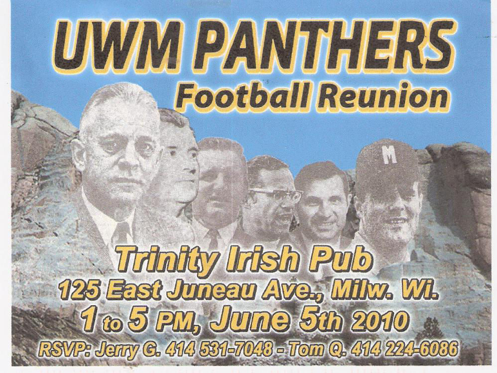 The Mt Rushmore of UWM football with Coach Brady second fro.jpg