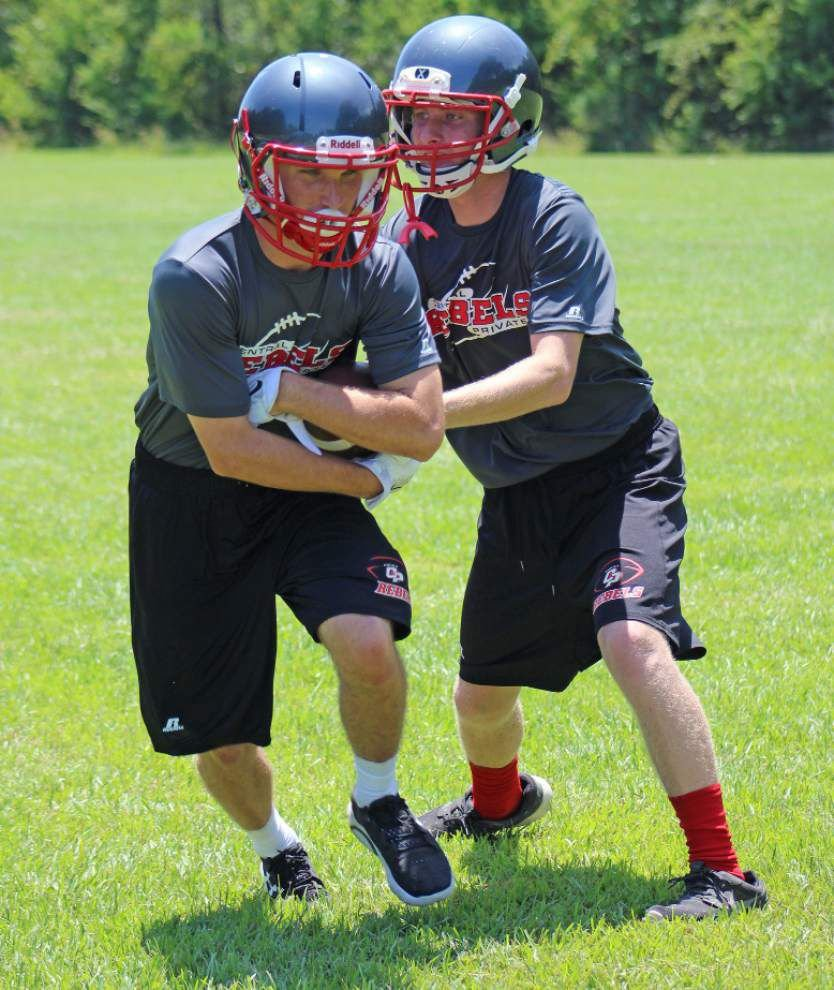 Silliman, Central Private gearing up for football season _lowres