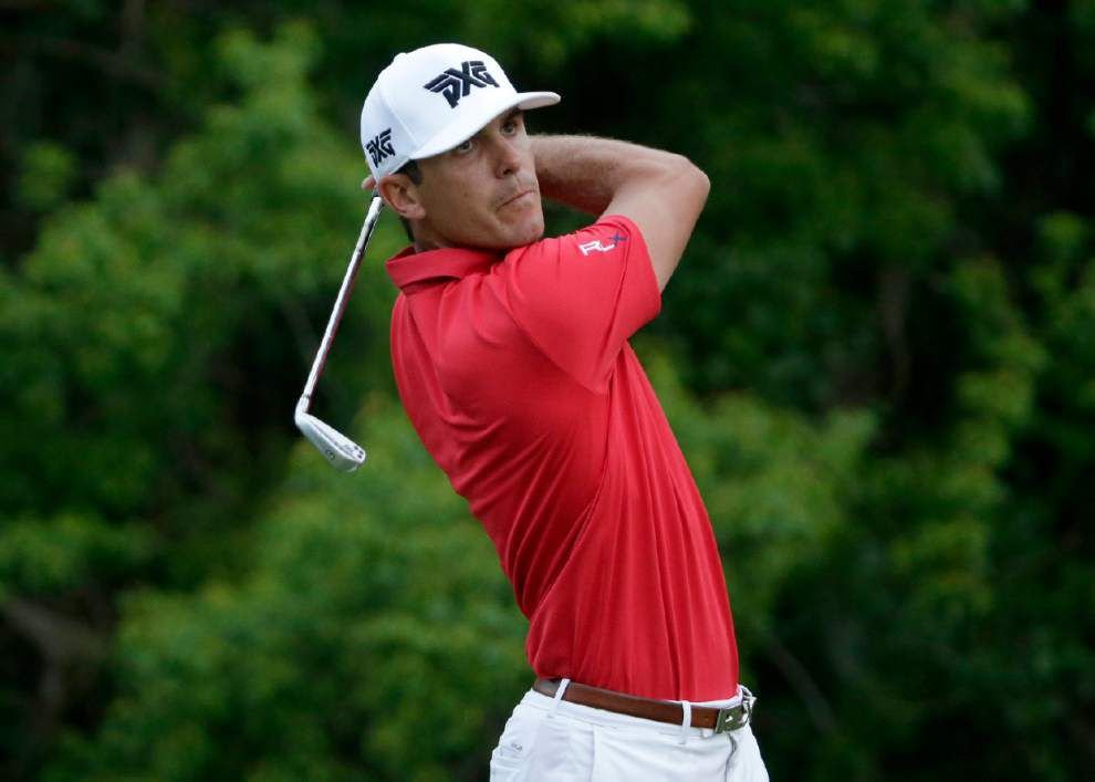 Brian Stuard leads the way at 8-under after a soggy first day at the Zurich Classic of New Orleans _lowres