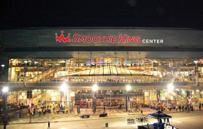 Smoothie King may be New Orleans Arena's new naming rights sponsor: WWL-TV _lowres