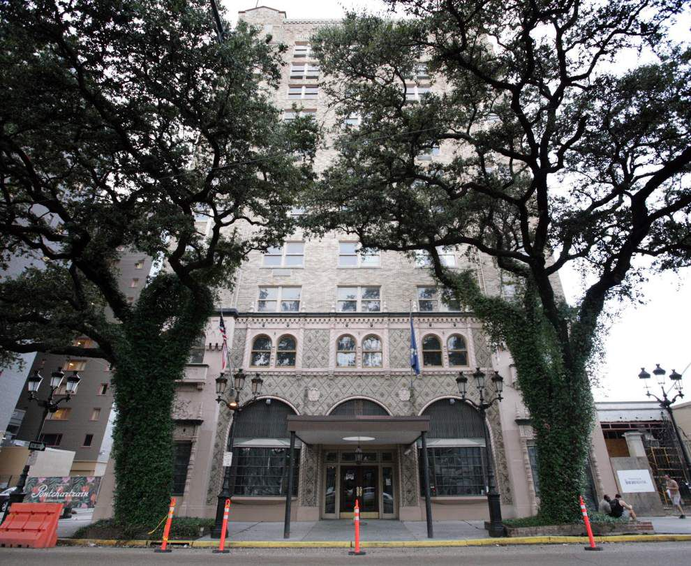 'New Orleans is f—king cool': Young developer plans big renovation for Pontchartrain Hotel in Garden District, report says _lowres