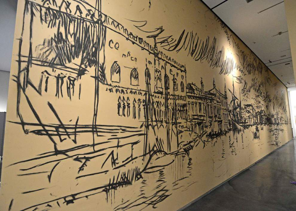 LSU exhibit looks at Whistler's impact _lowres