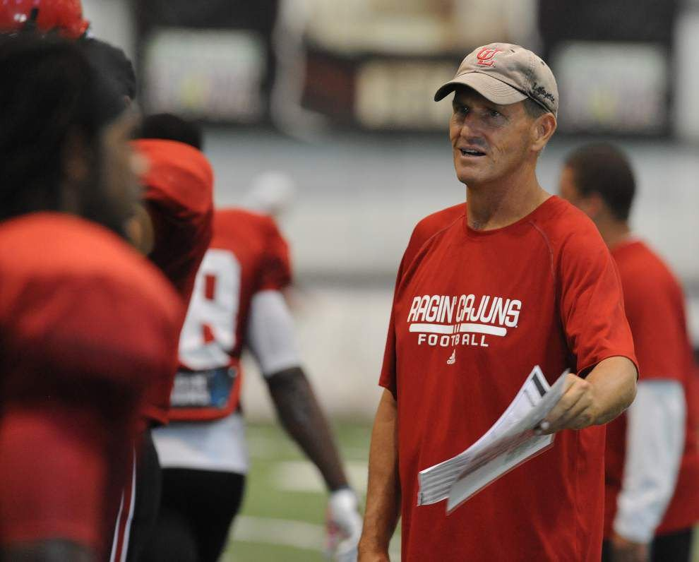 Exam fraud, recruit payments among NCAA accusations against UL-Lafayette, ex-assistant coach David Saunders _lowres