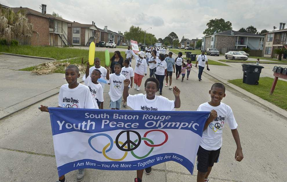 Youth Peace Olympic looks to make mark in Baton Rouge _lowres