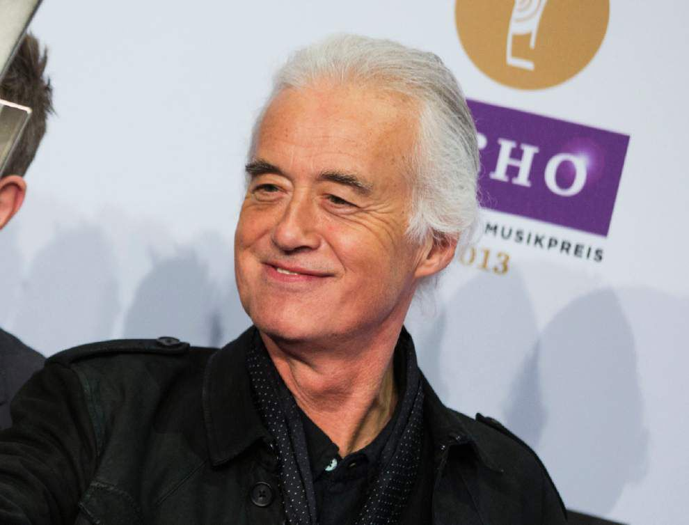 Q&A: Jimmy Page on Zeppelin rereleases and Robert Plant _lowres