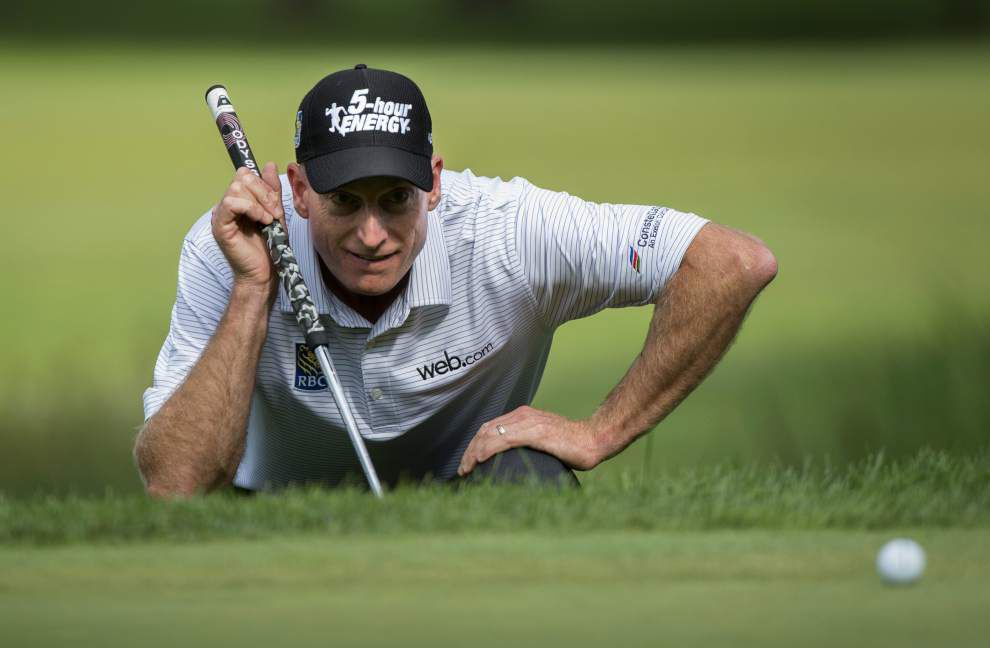 Jim Furyk grabs lead at Canadian Open _lowres