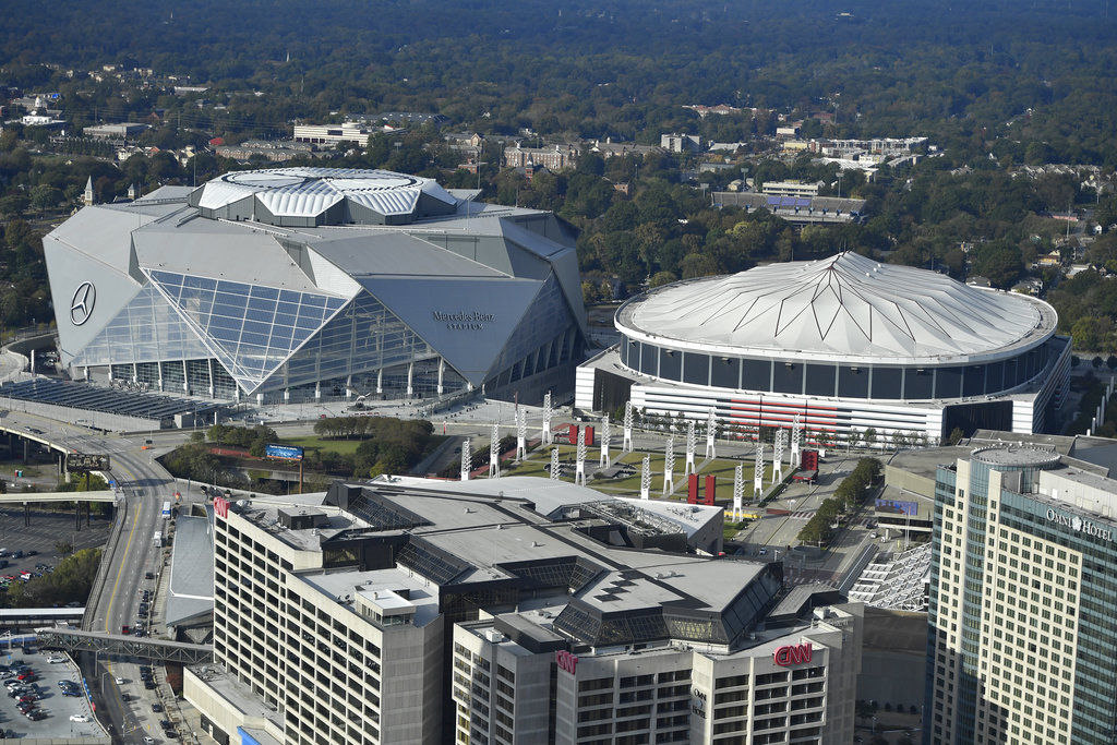 Fond Farewell Here S How The The Georgia Dome Will Be