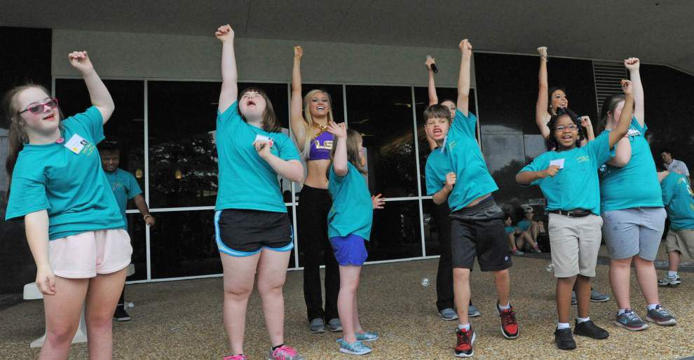 Custom care: Special-needs kids have fun safely at Camp Tiger _lowres