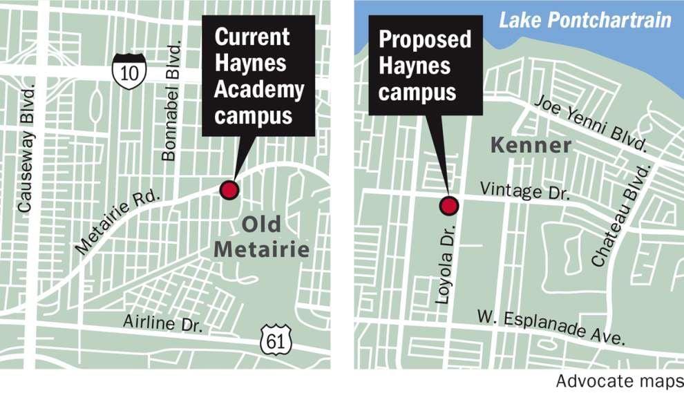 Land in north Kenner should be future campus of Haynes Academy, Jefferson Parish School Board decides _lowres