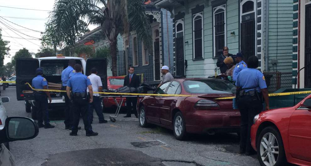 Man described as 'mayor of this block' found dead in bag in backyard of Bywater home _lowres