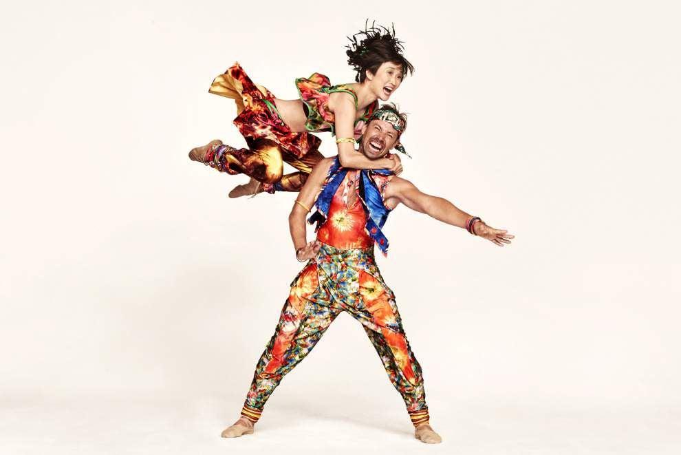 Dance legend Twyla Tharp to launch New Orleans ballet season _lowres
