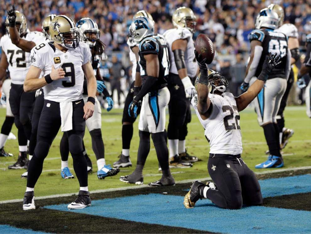 Live Updates: New Orleans Saints vs. Carolina Panthers _lowres
