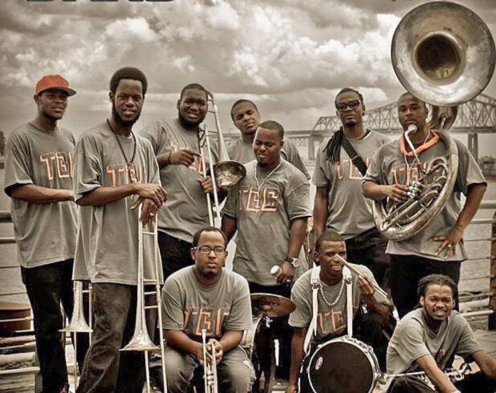 TBC Brass Band brings joy, heartache of the streets to the stage _lowres