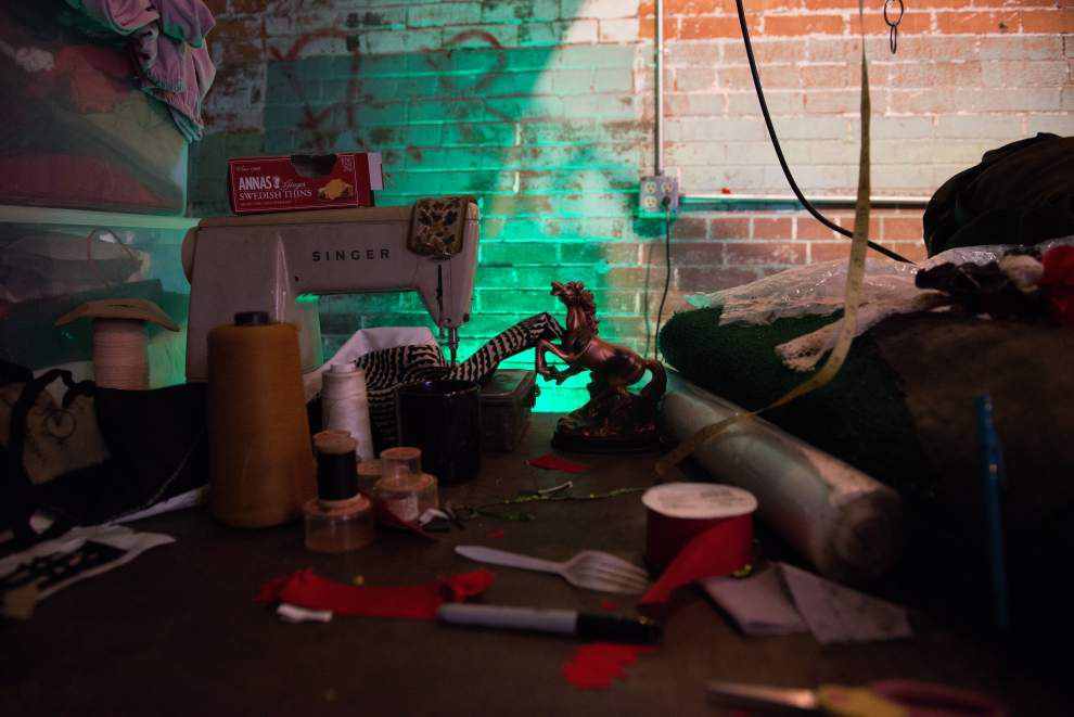 St. Roch Firehouse transformed into immersive theatrical, musical performance space _lowres