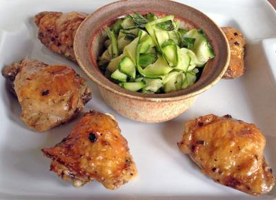 Greek Roasted Chicken Thighs _lowres