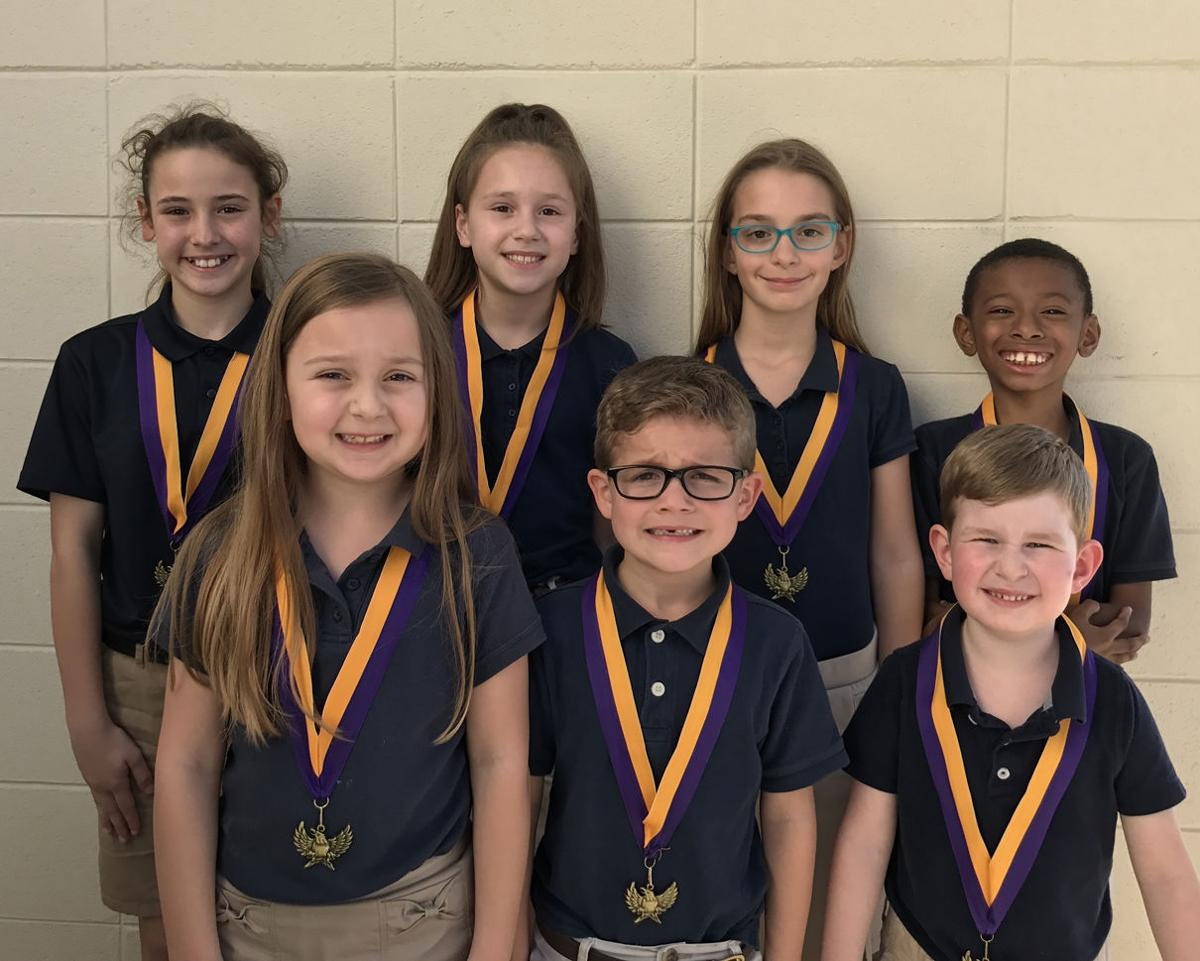 Dutchtown Primary February SOARing Students.jpg