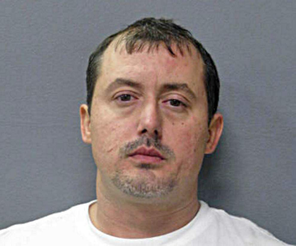 Iberia deputies arrest Lafayette man wanted in Youngsville shooting _lowres